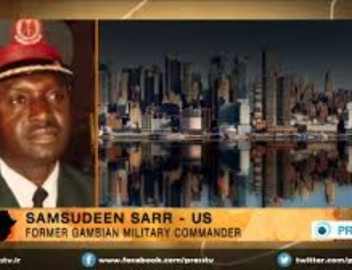 The Gambia: Samsudeen Sarr and the embarrassing insularity of the Grinch who tried to kill God