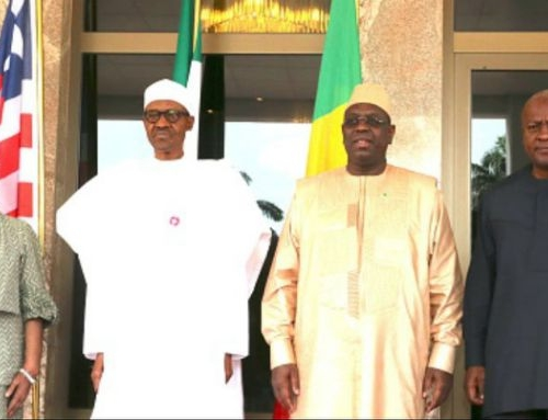 The Gambia: ECOWAS leaders confront Yahya Jammeh's strident opposition to the will of the people