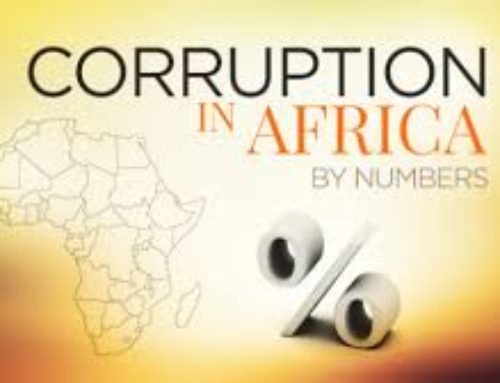 Africa: Corruption of public bureaucracies in sub-Saharan Africa