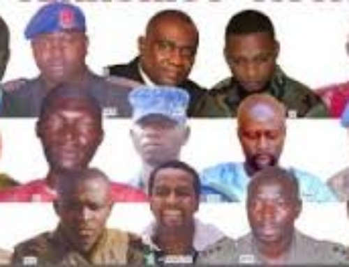 The Gambia: Deadwood Yahya Jammeh, rethinking the military, IEC's Alieu M Njai; miscellaneous